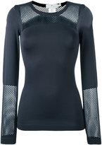 adidas by Stella McCartney Essential Training performance top - women - Polyamide/Spandex/Elastane - XS