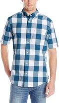 Woolrich Men's Seaport Pigment Dye Oxford Shirt