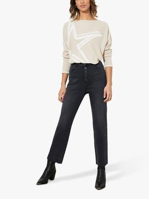 Mint Velvet Meribel Straight Jeans