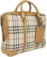 Burberry Horseferry Check Briefcase