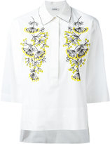 P.A.R.O.S.H. embroidered shirt