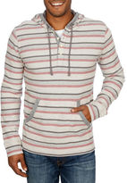 Lucky Brand Striped Knit Hoodie