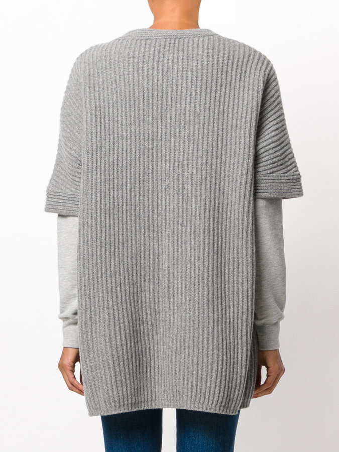 Fay shortsleeved cardigan