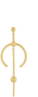 Maria Black 'Hydra' medium hoop earring