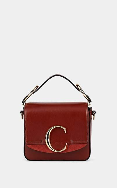 Chloé Women's Mini Leather Satchel - Brown