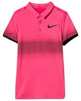 Nike Pink Rafa Nadal Advantage Polo