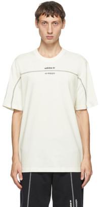 adidas Off-White Crew T-Shirt