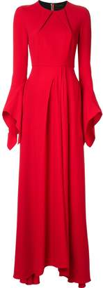 Roland Mouret Raines maxi dress