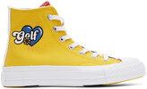 Thumbnail for your product : Converse Multicolor Golf Le Fleur Edition Chuck 70 High Sneakers
