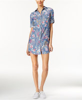 KUT from the Kloth Floral-Print Shirtdress