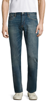 Jean Shop Mick Cotton Straight Leg Jeans