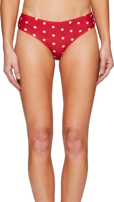 Unique Vintage Women's Boswell Low Rise Bikini Bottom