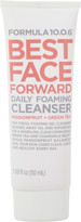 Formula 10.0.6 Travel Size Best Face Forward Daily Foaming Cleanser