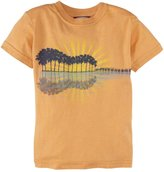 City Threads Acoustic Sunset Tee (Toddler/Kid) - Faded Orange-5
