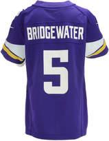 Nike Kids' Teddy Bridgewater Minnesota Vikings Game Jersey, Big Boys (8-20)
