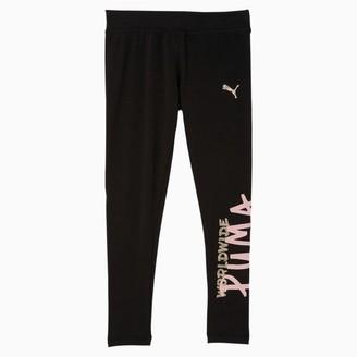 Puma Tag Little Kids' Fashion Leggings