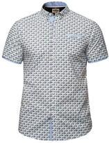 Mish Mash Tadley Print Shirt