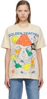Thumbnail for your product : Online Ceramics SSENSE Exclusive Beige 'Golden Teacher' T-Shirt