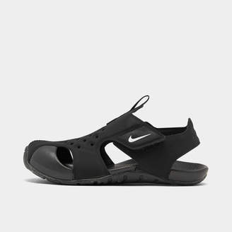 Nike Boys' Little Kids' Sunray Protect 2 Hook-and-Loop Sandals