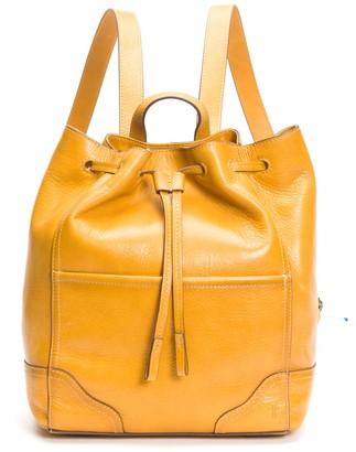 Frye Leather Charlie Backpack