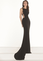 Tarik Ediz Sleeveless Long Dress 92751