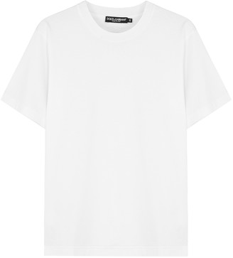 Dolce & Gabbana White cotton T-shirt