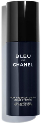 Chanel BLEU DE 2-in-1 Moisturizer for Face and Beard