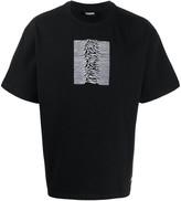 Pleasures graphic print short-sleeve T-shirt