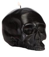 D.L. & Co. Medium Skull Candle