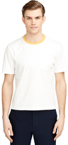Brooks Brothers Ringer Tee Shirt