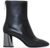 3.1 Phillip Lim Black Drum Boots