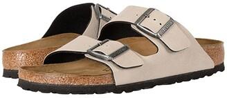 Birkenstock Arizona (Anthracite Pull Up) Shoes