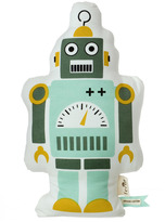ferm LIVING Mr Small Robot Cushion