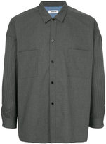Monkey Time Pinstripe Sleeve Shirt