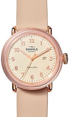 Shinola The Pinky Detrola Watch, 43mm