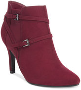 Style&Co. Style & Co. Zoey Strappy Booties, Only at Macy's