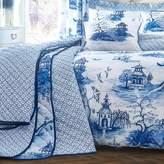 Kaleidoscope Chinoiserie Bedspread