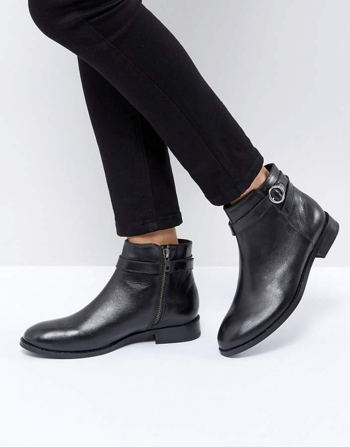 H By Hudson Jodhpur Leather Boot