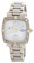 Anne Klein 10/8713 White Mother Of Pearl Multi-Function Womens Watch