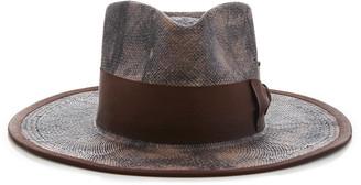 Nick Fouquet Outpost Straw Hat