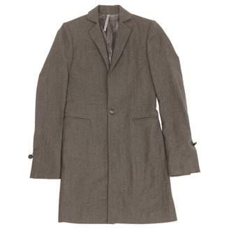 Todd Lynn Grey Wool Coat for Women