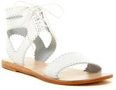 Matisse Natasha Scalloped Sandal