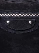Balenciaga Classic suede City bag