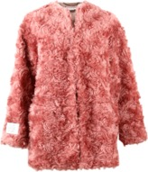 Stella McCartney Elina Faux Fur Coat