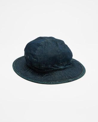 Ralph Lauren RRL Denim Daisy Mae Hat