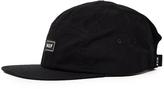 HUF Bar Logo Volley Hat Black