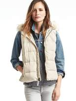ColdControl Max hooded puffer vest