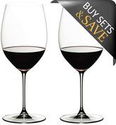 Riedel Veritas Cabernet/Merlot Wine Glasses (Set of 2)
