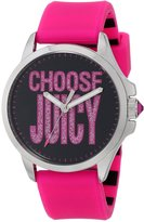 Juicy Couture Women's 1901097 Jetsetter Choose Dial Watch