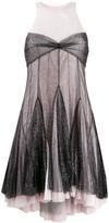 Philosophy di Lorenzo Serafini layered tulle dress